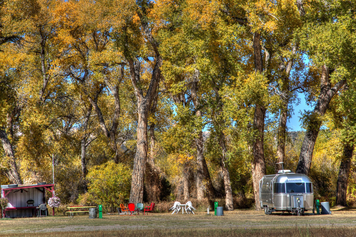 RV sites at Twin Rivers   30 amp